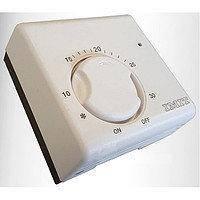 Кімнатний механічний термостат 16А IMIT TA5-B c механічним вимикачем (Італія)