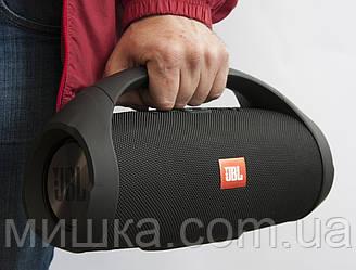 Портативная колонка JBL Boombox с ручкой, 31 см, черная, реплика