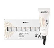 Indola Innova Root Activating Lotion 8x7ml_Лосьон активирующий рост волос