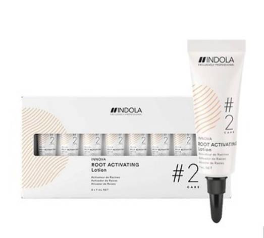 Indola Innova Root Activating Lotion 8x7ml_Лосьон активирующий рост волос, фото 2