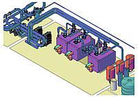Проектування, будівництво і реконструкція котелень. Монтаж модульних котелень. Поставка обладнання., фото 1
