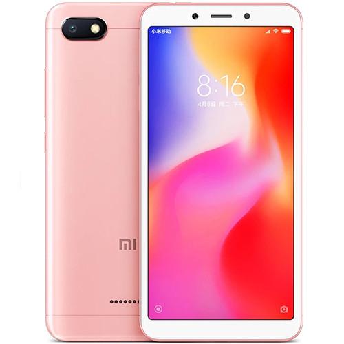 Смартфон Xiaomi Redmi 6A 2/16Gb Rose Gold Global firmware (CN) 12 мес