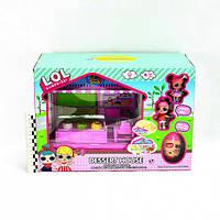 Набор магазин мороженного кукла LOL с аксесуарами MMI-LOL-02