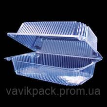 Универсальный контейнер (прямоугольный) 13 * 23 * 8 см