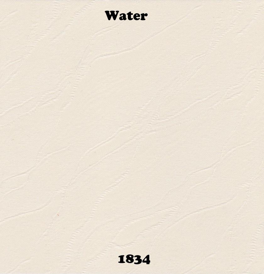 Готовые рулонные шторы Вода 1834