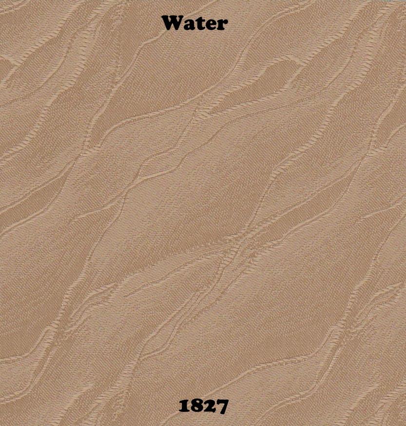 Готовые рулонные шторы Вода 1827