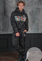 Спортивный костюм Адидас зимний, с 46-56 размер, фото 1