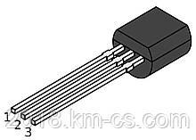 Микросхема управления температурой (Thermal Management) DS1821+ (Dallas Semiconductor)