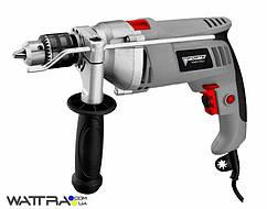 ⭐ Дрель ударная FORTE ID 1100 VR 1100 Вт, 0-2800 об / мин, зубчатый патрон, реверс