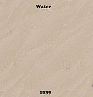 Готовые рулонные шторы Вода 1839