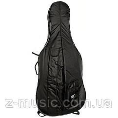 Чехол для виолончели CELLO-BAG 4/4 с утеплителем 20 мм