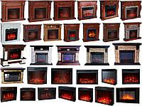Электрокамины в ассортименте: Palermo, California, Lugano, Sherwood, Viktoria, Laguna, Bratislava и другие, фото 1