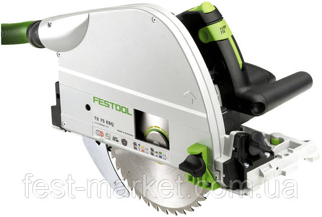 Пила погружная TS 75 EBQ-Plus Festool 561436