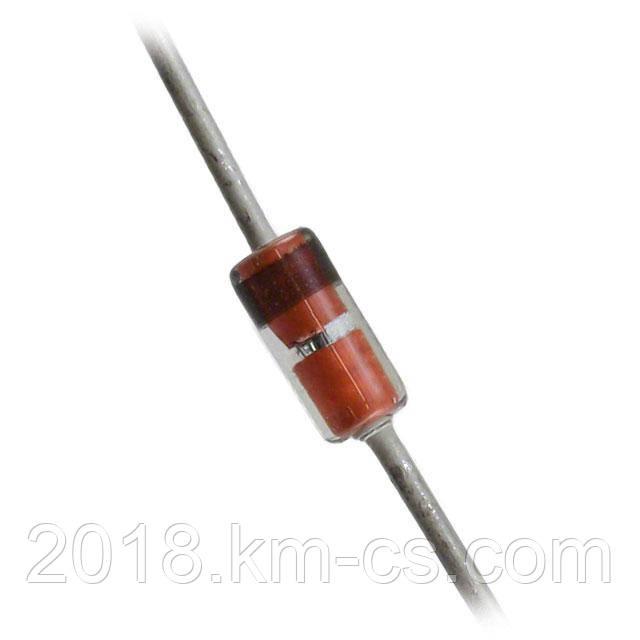 Стабилитрон BZX55C9V1RL (ON Semiconductor)