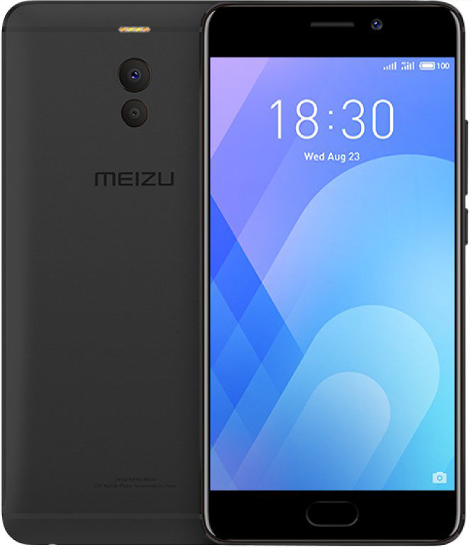 Сенсорный мобильный телефон Meizu M6 Note 3/32 Black
