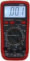 Мультиметр DT-61