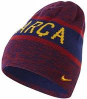 Шапка Nike FC Barcelona Reversible Training Beanie 805456-421
