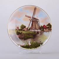 Lefard Декоративная тарелка «Мельница» mini