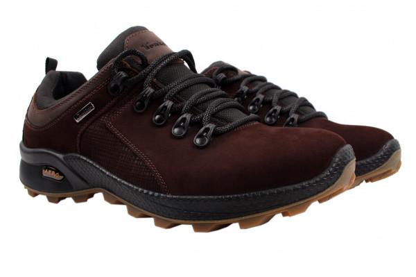 Туфли спорт Tonkelli нубук, цвет коричневый