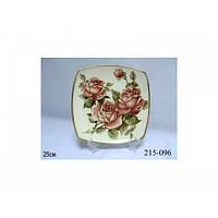 Lefard Набор тарелок «Корейская роза-1»
