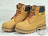 Мужские ботинки Caterpillar Colorado Boot Winter Yellow (с мехом) 89733, фото 3