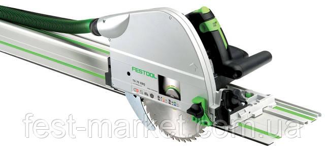 Пила погружная TS 75 EBQ-Plus-FS Festool 561512