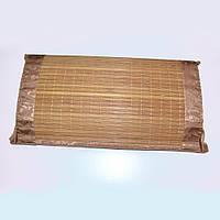 Наволочка-массажер бамбук с соломкой с аром. наполн.,30х60