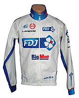 Велокуртка Nalini FDJ-Big Mat зимняя Размер XXL