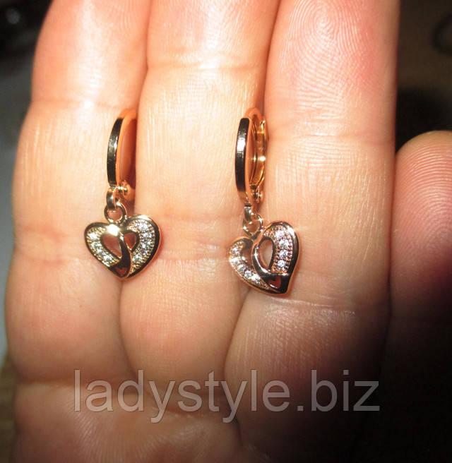 серьги кольца купить фианиты подарок украшения юбилей новый год