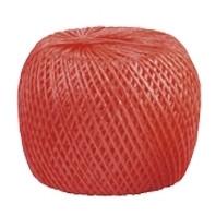 Шпагат полипропиленовый  красный 60 м  800 текс  Сибртех 93987