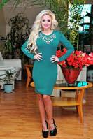 Платье 0667 / зеленый