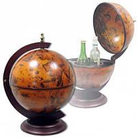 Jufeng Глобус-бар настольный «Мировой»