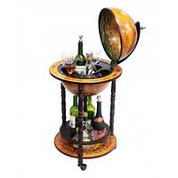 Jufeng Глобус-бар напольный «Всемирный»