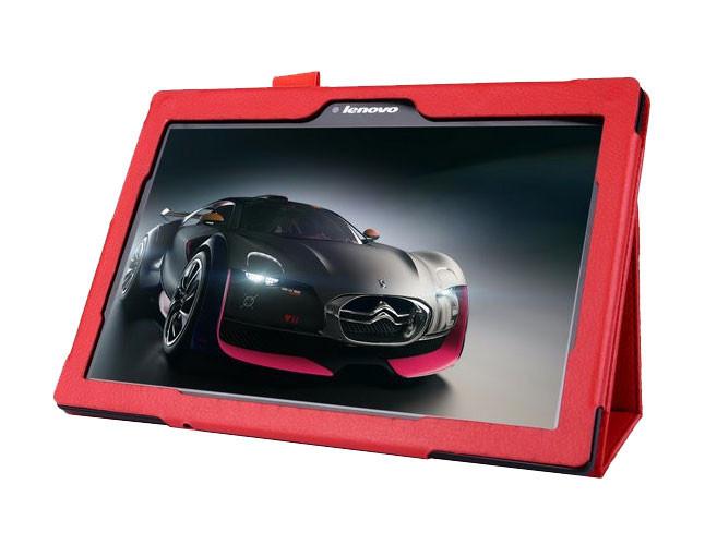 "Чохол для Lenovo Tab2 X30F 10.1"" Case Red"