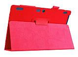"""Чохол для Lenovo Tab2 X30F 10.1"""" Case Red, фото 2"""