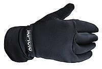 Велоперчатки Nalini Pro GOBLIN зимние черные Размер XXXL