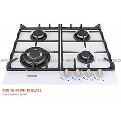 Газовая поверхность Fabiano FHG 10-44 GH-T White Glass