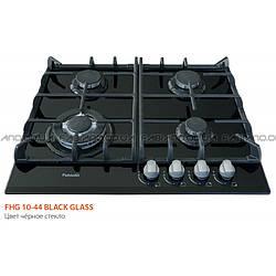 Газовая поверхность Fabiano FHG 10-44 VGH-T Black Glass