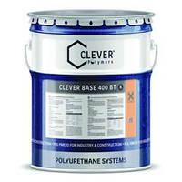 Клевер База 400 БТ / Clever Base 400 BT - битумно-полиуретановая гидроизоляция  (к-т 40 кг)