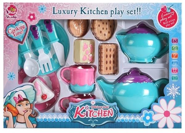 """Набор игрушек """"Посуда"""""""