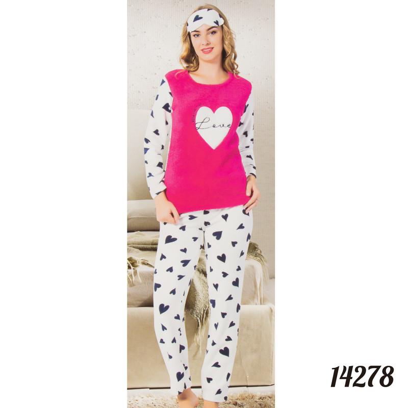 199e2c5b0137 Купить Розовая пижама женская