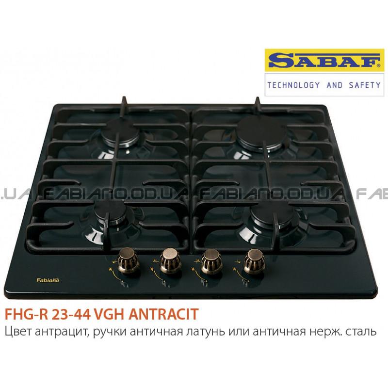 Газовая поверхность Fabiano FHG-R 23-44 VGH Antracit