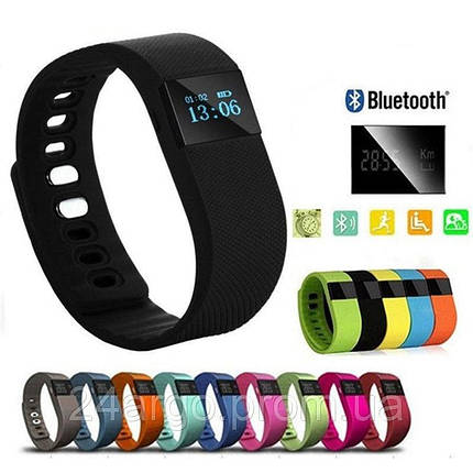 Спортивний розумний браслет TW64 Bluetooth Smart Watch, фото 2