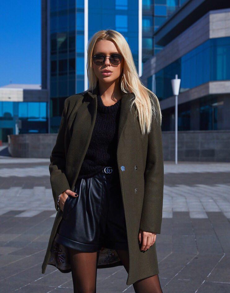aa63cc6dd948 Купить Женское кашемировое пальто ED-09 в Харькове на Барабашово ...