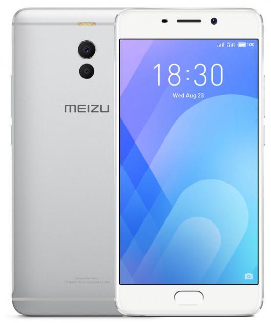 Сенсорный мобильный телефон Meizu M6 Note 3/32 Silver