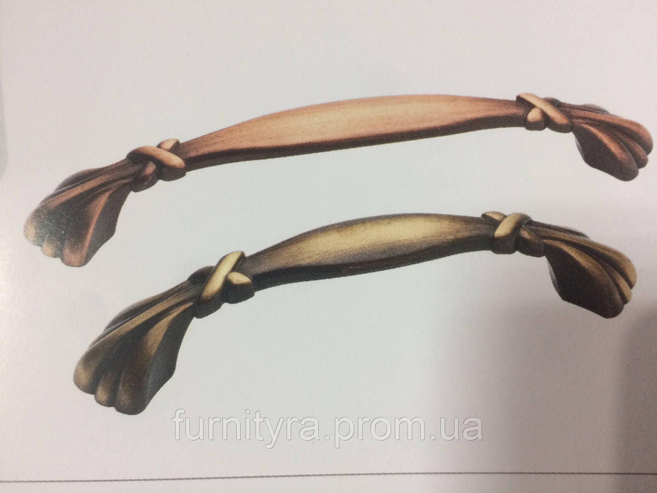 Ручка 96mm DILA Медь