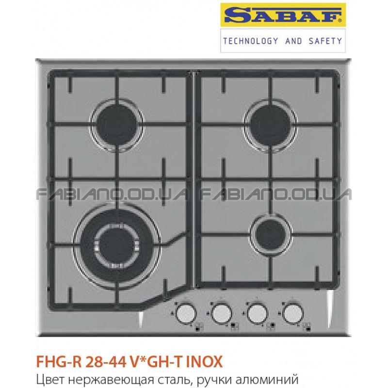Газовая поверхность Fabiano FHG-R 28-44 VGH-T Inox