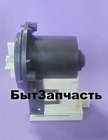 Насос (помпа) для стиральных машин на 3 самореза (типа Plaset) фишка спаренная сзади C00283277  91941771