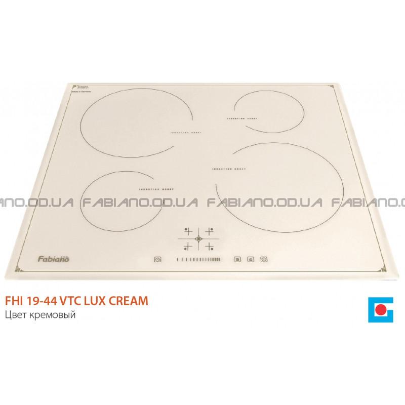 Индукционная поверхность Fabiano FHI 19-44 VTC Lux Cream