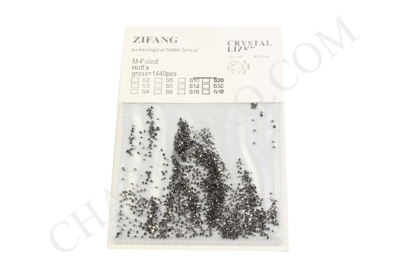Стразы в форме кристалла Zifang
